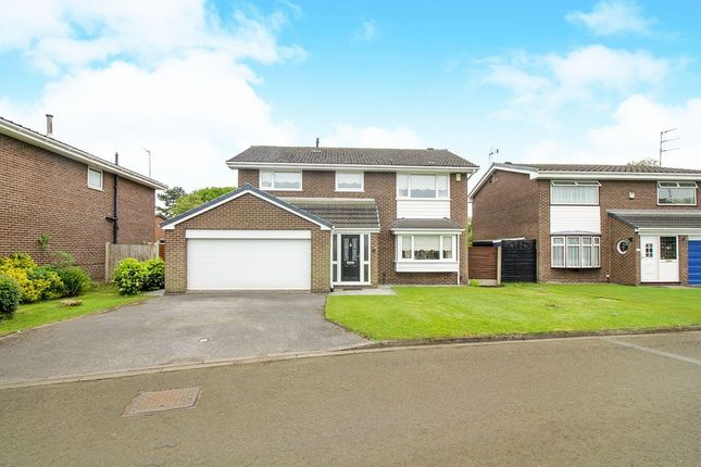 Thumbnail Detached house for sale in Riverside, West Derby, Liverpool