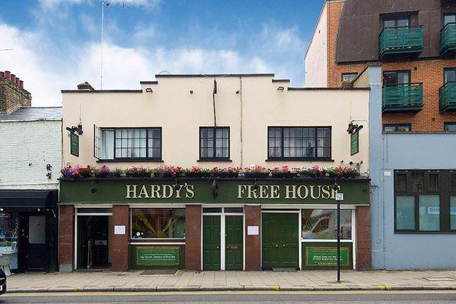 Thumbnail Leisure/hospitality for sale in Trafalgar Road, London