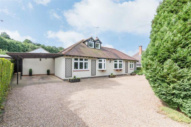 Thumbnail Detached bungalow for sale in Landmere Lane, Ruddington, Nottingham