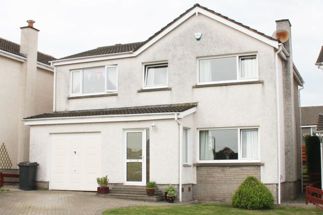 Thumbnail Detached house for sale in Rowanbank Road, Dumfries