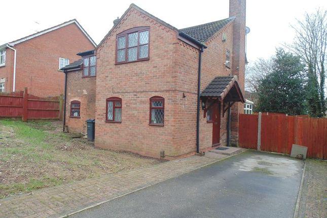 Thumbnail Detached house to rent in Kestrel Close, Erdington, Birmingham