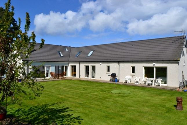 Thumbnail Detached house for sale in Ewe House, Whiteinch Smallholdings, Kinloss