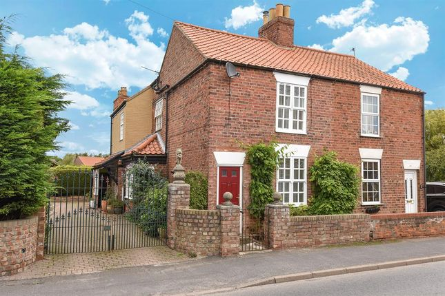 Semi-detached house for sale in High Street, Holme-On-Spalding-Moor, York