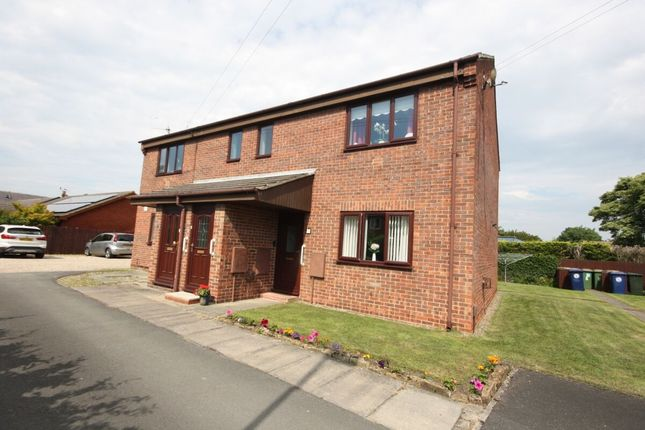 Thumbnail Flat for sale in Meadow Close, Guisborough