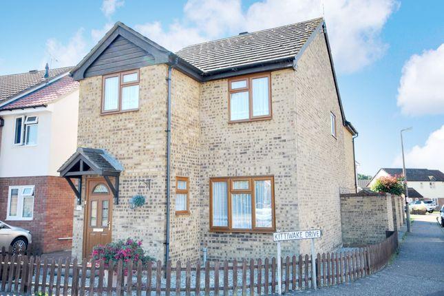 Thumbnail Detached house for sale in Lawling Avenue, Heybridge, Maldon