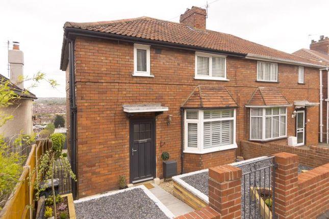 Thumbnail Semi-detached house for sale in Lullington Road, Brislington, Bristol