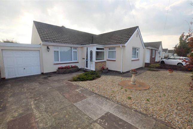 Thumbnail Detached bungalow to rent in Templer Road, Preston, Paignton, Devon