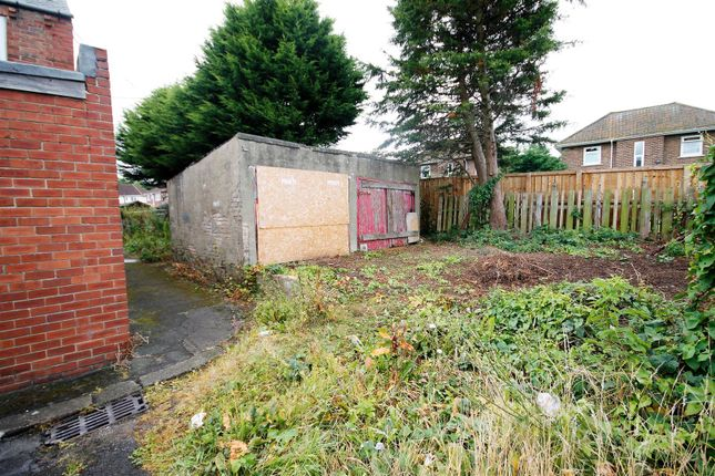 Thumbnail Land for sale in Larch Terrace, Langley Park, County Durham