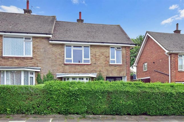Thumbnail Semi-detached house for sale in Chichester Close, Hove, East Sussex