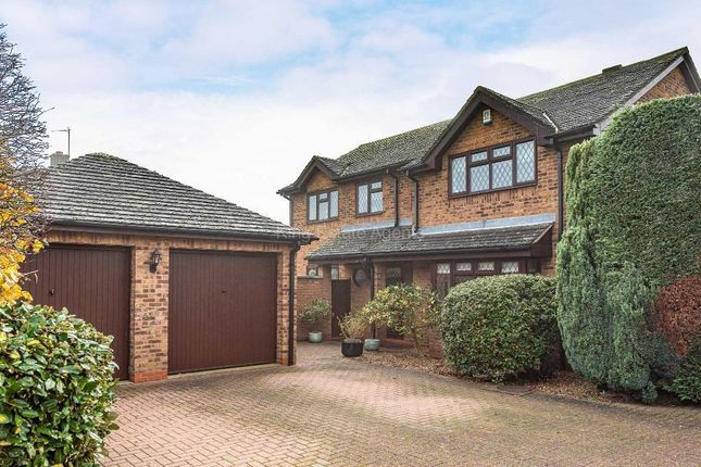 Thumbnail Detached house for sale in Payne Road, Wootton, Bedford
