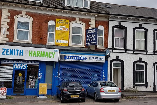 Thumbnail Retail premises to let in Birchfield Road Perry Barr, Birmingham