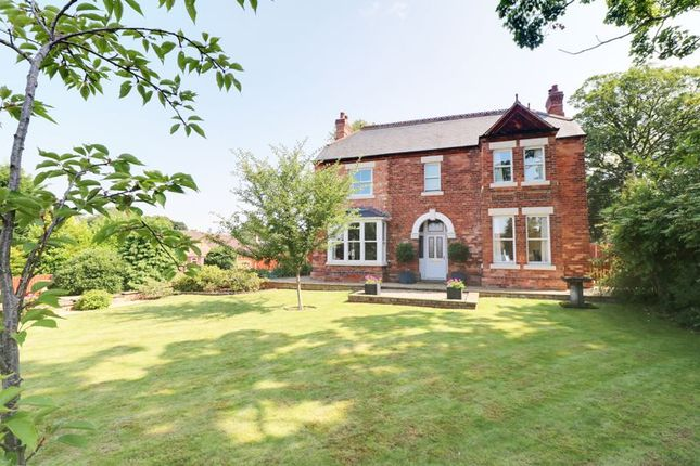 Thumbnail Detached house for sale in Station Road, Kirton Lindsey, Gainsborough