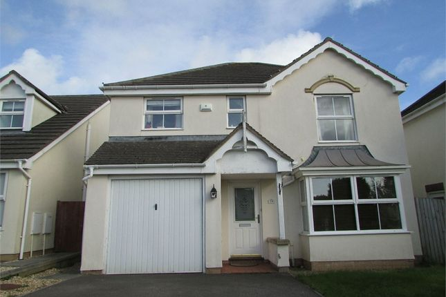 Thumbnail Detached house to rent in Gelli Wen, Broadlands, Bridgend
