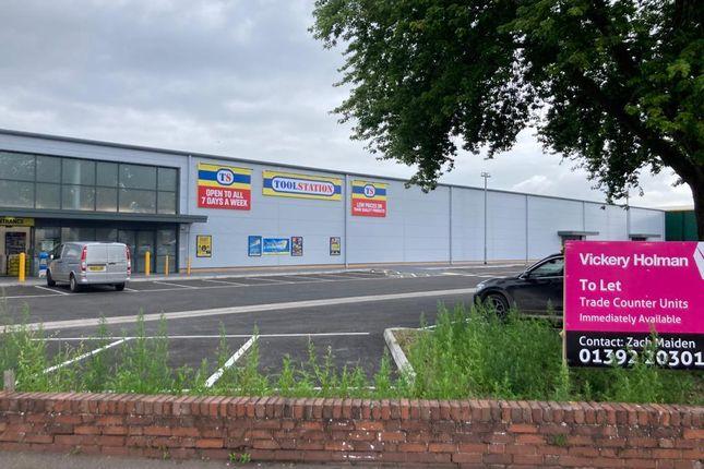 Thumbnail Industrial to let in Trusham Trade Park, Alphin Brook Road, Marsh Barton Trading Estate, Exeter, Devon