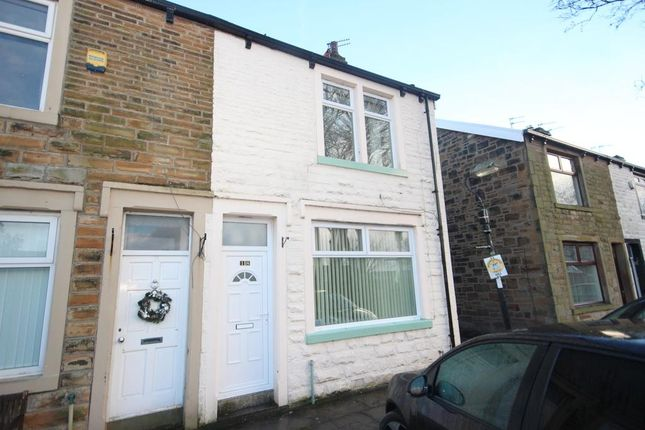 Thumbnail End terrace house to rent in Lytton Street, Burnley, Lancashire
