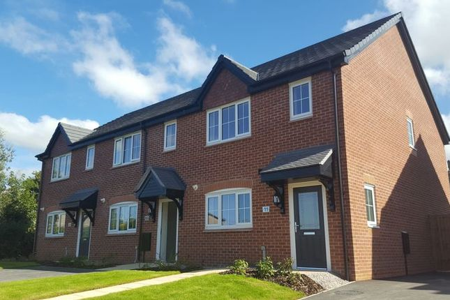 3 bed terraced house for sale in Bowland Gardens, Forton, Preston