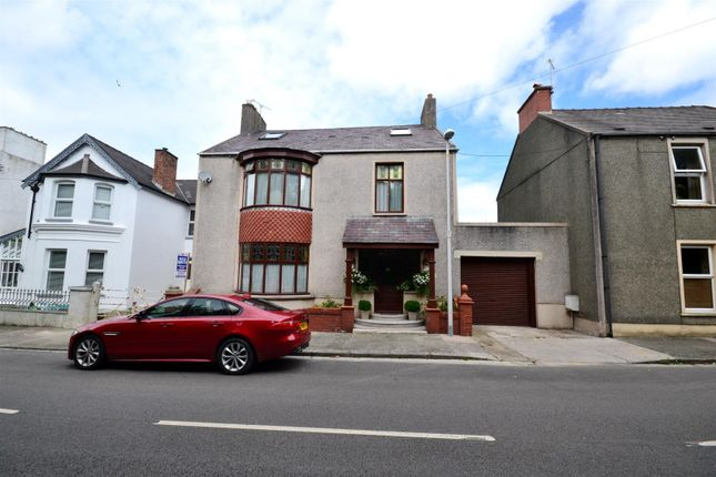 5 bed detached house for sale in Trefin, Victoria Road, Pembroke Dock