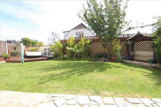 Garden of Rayleigh Road, Eastwood, Leigh-On-Sea SS9