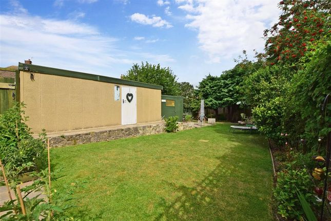 Rear Garden of Orchard Close, Coxheath, Maidstone, Kent ME17