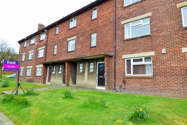 Thumbnail Flat to rent in Anglesey Avenue, Burnley