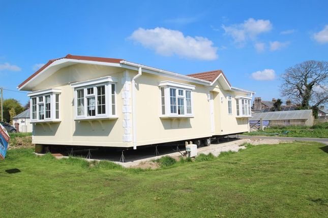 Thumbnail Detached house for sale in Sun Valley Park, St. Columb