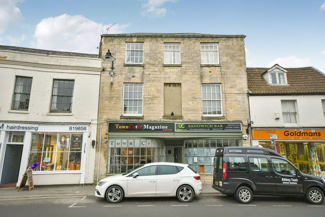 Thumbnail Flat for sale in Wood Street, Calne