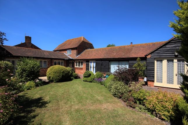 Thumbnail Detached house for sale in The Paddocks, Main Street, East Hanney