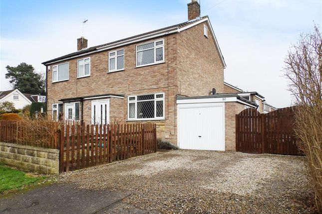 3 bed semi-detached house for sale in Lark Lane, Ripon