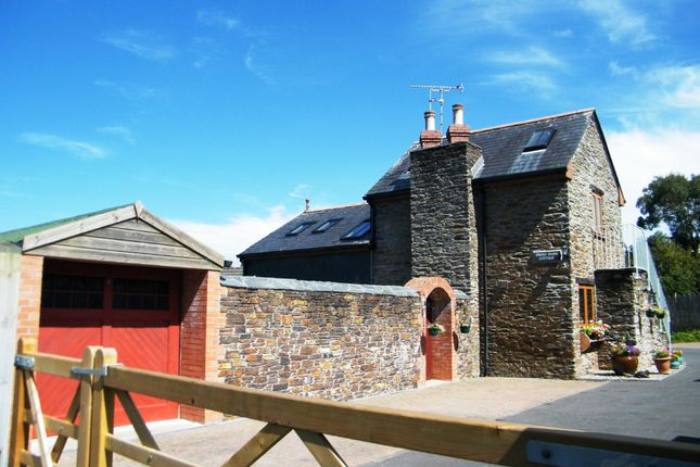 Thumbnail Barn conversion for sale in Church Lane, St. John, Torpoint