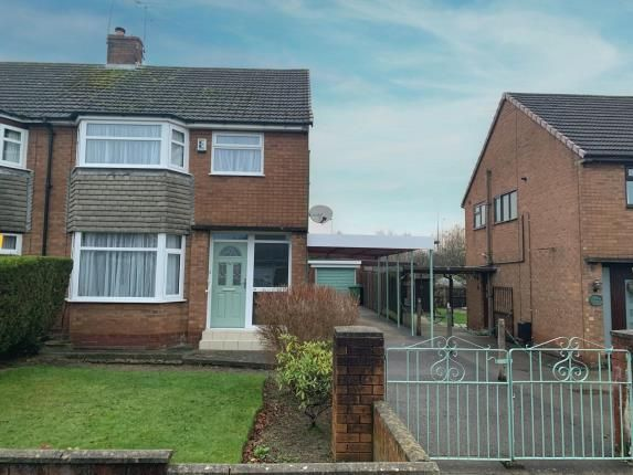 Thumbnail Semi-detached house for sale in Whitewell Drive, Wirral, Merseyside