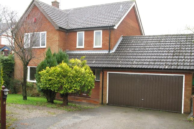 Thumbnail Detached house to rent in 14 Tudor Hollow, Fulford