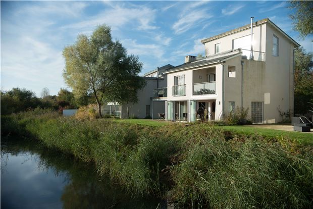 Thumbnail Detached house for sale in Lower Mill Lane, Somerford Keynes, Cirencester