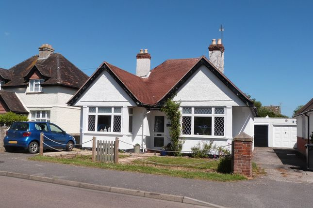 Thumbnail Bungalow for sale in Grafton Road, Selsey, Chichester
