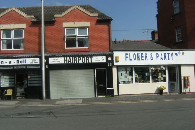 Thumbnail Retail premises to let in Westminster Road, Ellesmere Port, Cheshire.
