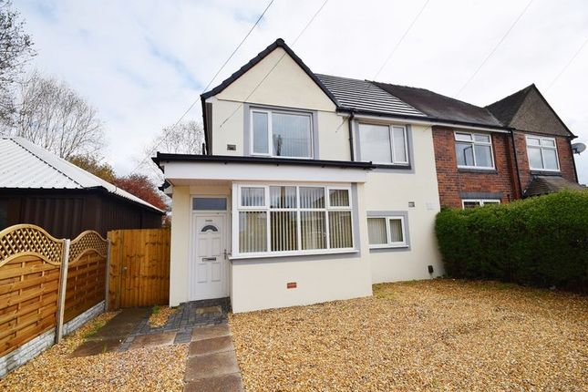 3 bed semi-detached house for sale in Hanley Road, Sneyd Green, Stoke-On-Trent