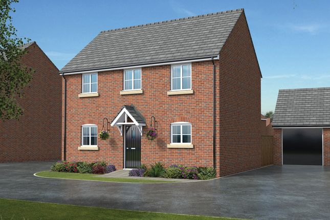 Detached house for sale in Kingstone Grange, Kingstone, Herefordshire