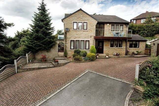Thumbnail Detached house for sale in The Pines, Earlsheaton, Dewsbury