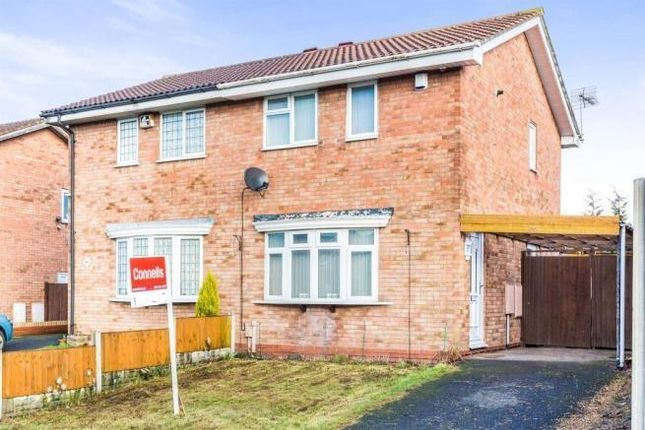 Thumbnail Property to rent in Temple Way, Tividale, Oldbury