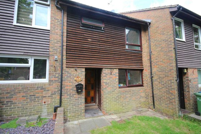 Thumbnail Terraced house to rent in Hillberry, Bracknell
