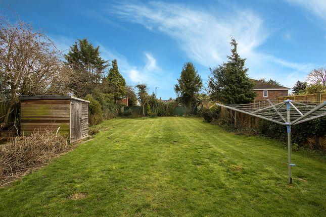 Garden of St. Andrews Avenue, Windsor, Berkshire SL4