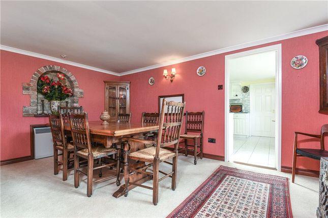 Dining Room of Hinton, Mudford, Yeovil, Somerset BA22