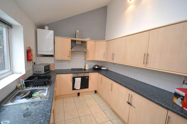 Thumbnail Terraced house to rent in Elmsthorpe Avenue, Lenton, Nottingham
