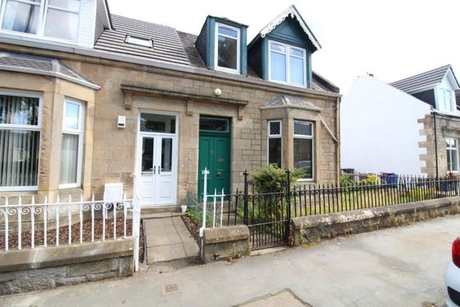 Thumbnail End terrace house to rent in Sandy Road, Renfrew