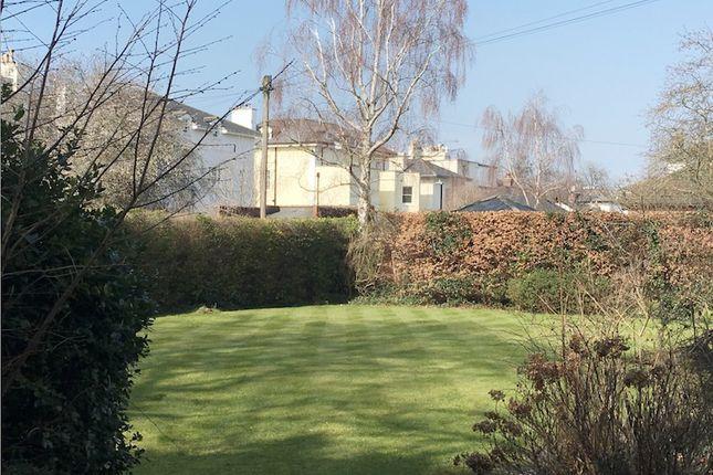 Communal Garden of Tudor Lodge, The Park, Cheltenham GL50