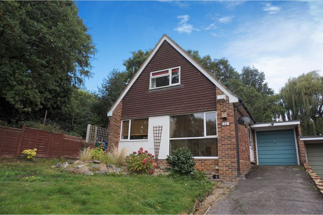 Thumbnail Link-detached house for sale in Maybrick Close, Sandhurst
