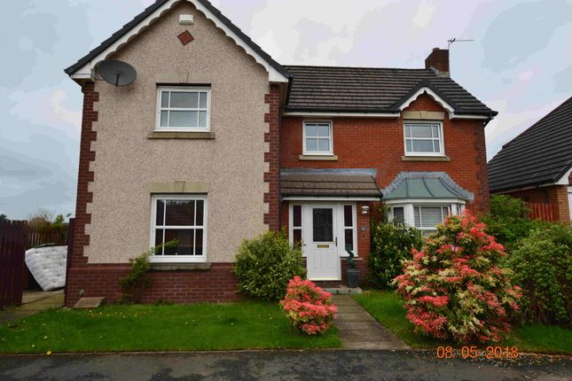Thumbnail Detached house to rent in Barrachnie Grove, Baillieston, Glasgow, Lanarkshire