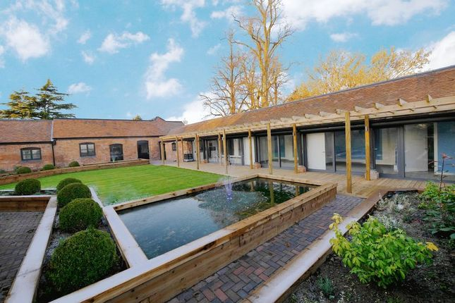 5 bed barn conversion for sale in Overy, Dorchester-On-Thames, Wallingford
