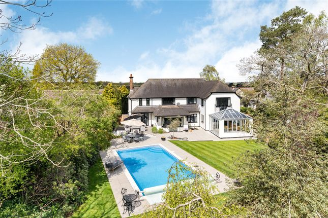 Thumbnail Detached house for sale in Old Shire Lane, Chorleywood, Rickmansworth, Hertfordshire