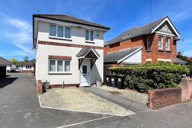 Thumbnail Detached house for sale in Coombe Avenue, Ensbury Park, Bournemouth