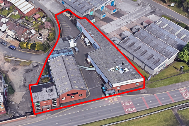 Thumbnail Industrial for sale in Excelsior House, Mucklow Hill, Halesowen